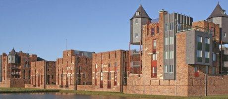 Den bosch wil meer woningen in leegstaande kantoren prevenda for Bouwkavels gelderland vrijstaand