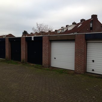Garagebox eindhoven te huur nancylaan prevenda for Bouwkavels gelderland vrijstaand